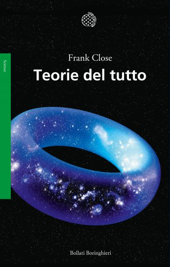 Teorie del tutto, by Frank Close
